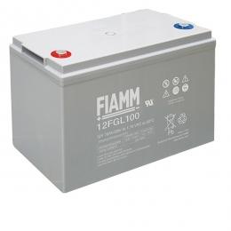 Аккумуляторные батареи FIAMM 12FGL120