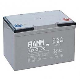Аккумуляторные батареи FIAMM 12FGHL28