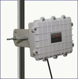 Радиомаршрутизатор RAPIRA RS3-AP1-F2425-PTP-M