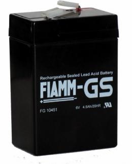 Аккумуляторные батареи FIAMM FG10451