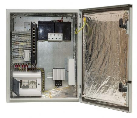 IPConn S5U (к1)  (500х400х250)  - 17616